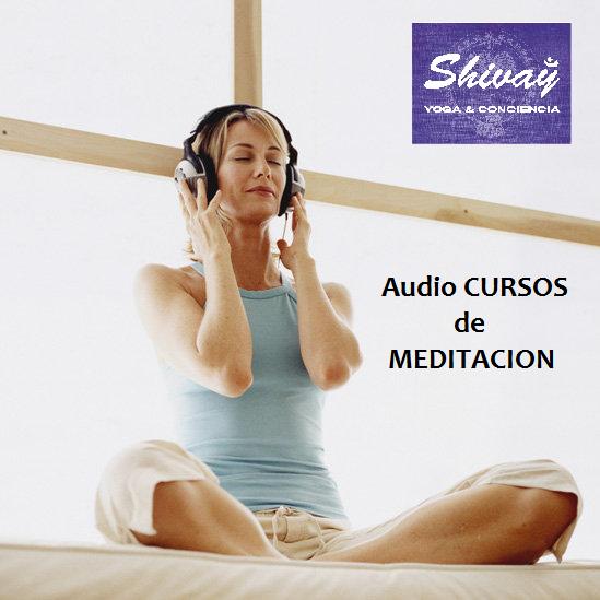 NUEVOS AudioCURSOS de Meditación y Mindfulness