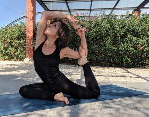 Débora Jiménez Yoga